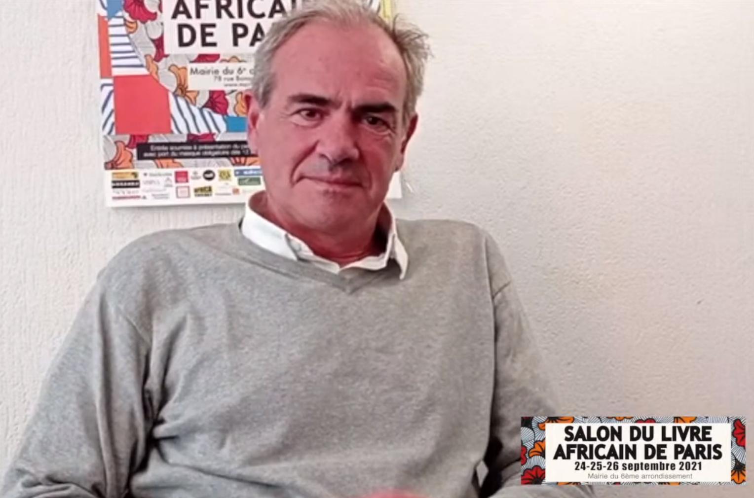 Salon du Livre africain de Paris, Eric Monjour fixe le cap